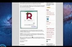 Raspbmc 教程与演示
