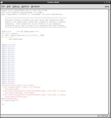 Python执行代码