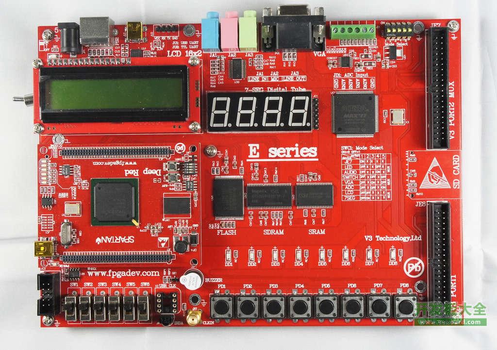 redlogicE45-fpga-1-6