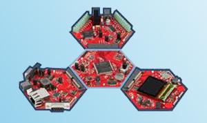 Hexagon开发工具组件作为基于XMC4000 微控制器的模块化可扩展平台