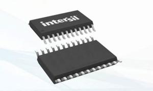 首款集成ADC驱动器的40V低噪声精密仪表放大器ISL28617