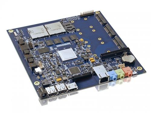 搭载Tegra 3的嵌入式Mini-ITX主板首次现身