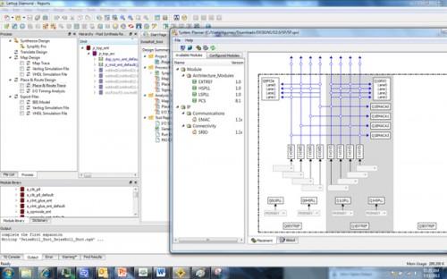 Lattice Diamond2.0软件包括针对时序、功耗和封装的先进数据支持