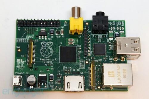 Raspberry Pi 日产达到 4,000 台