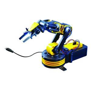 Robotic Arm Kit with USB PC Interface