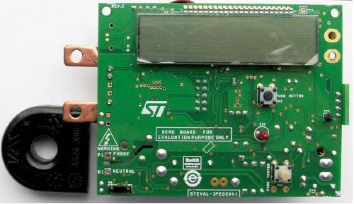 友尚集团推出ST E-METER产品方案