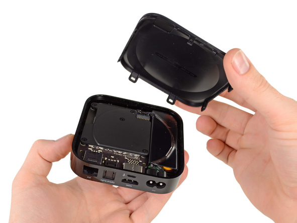 how to take apart iphone 4 loudspeaker