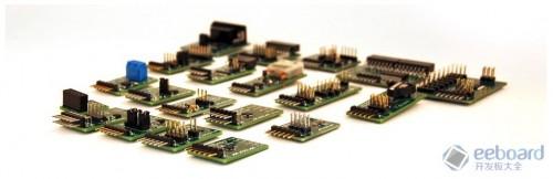 Maxim Pmod兼容的可插拔外设模块