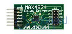 八通道继电器驱动器MAX4824