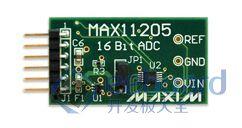16位高精度ADC MAX11205