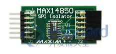 SPI/UART隔离器MAX14850