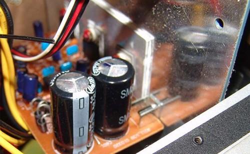 漫步者低音炮电路图; 漫步者低音炮拆解;