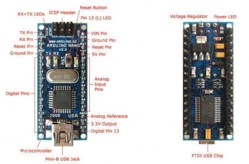 arduino nano overview