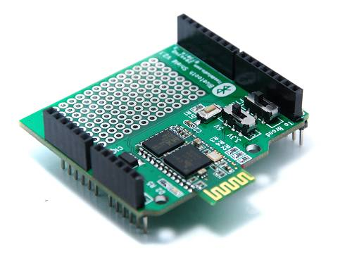 Bluetooth Arduino shieldv2_3