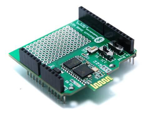 Bluetooth Arduino shieldv2_3
