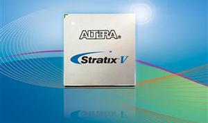 Altera发售具有背板功能14.1 Gbps收发器的Stratix V FPGA