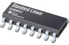TI推出首款集成型 1.8V 及 3.3V 七通道继电器驱动器