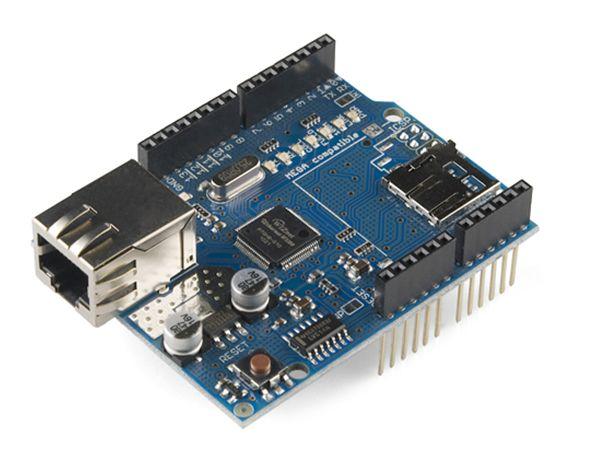 Arduino以太网扩展板