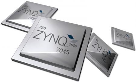 xilinx zynq-7000 All Programmable SoC实现1GHz处理能力