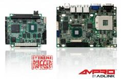 凌华科技推出符合PC/104-Plus及EPIC规格的强固宽温级单板计算机