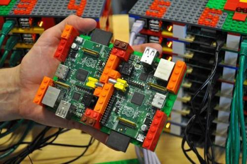 Raspberry Pi 搭建超级计算机