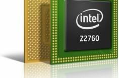 英特尔发布Win8平板专用处理器Z2760