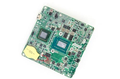 Intel小盒子:NUC迷你电脑拆解