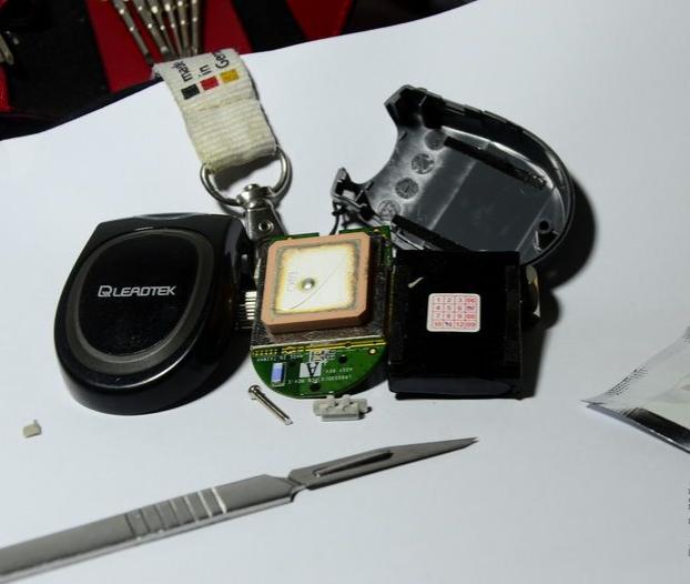 轻拆丽台LR9553D带存储蓝牙GPS