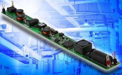 PI推出针对T8灯管替换应用的LED驱动器参考设计