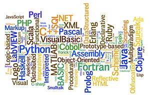 2013年1月最新編程語言排行榜