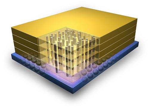 劍橋大學發明史上首個3D微芯片