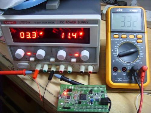 stm32指示灯电路图