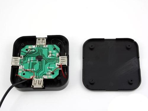 普通與品牌USB HUB拆解比較