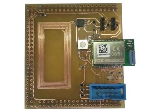 STEVAL-IDZ001V1演示板