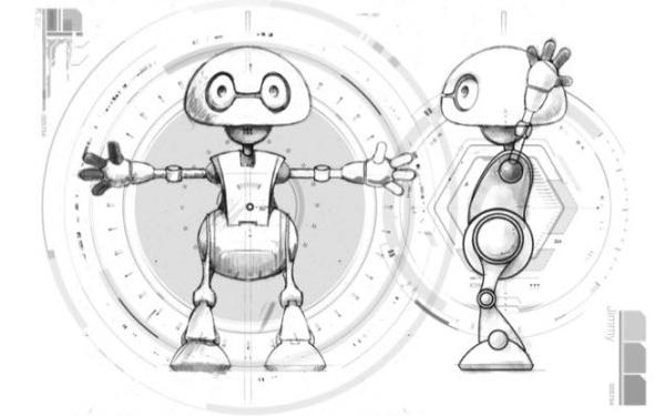 英特尔未来学家展示开源可自由定义的机器人