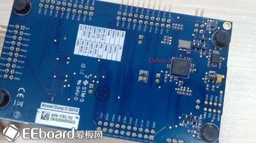 SAM4L Xplained Pro-12