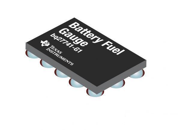 TI發布首款具有集成型保護功能的單芯片電池電量監測計