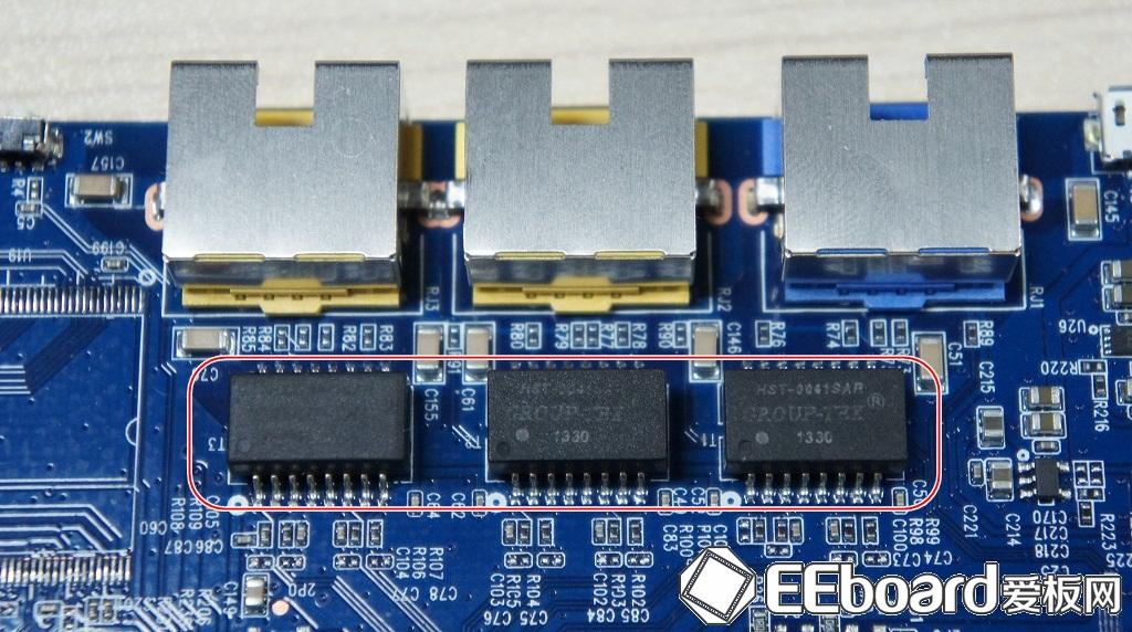太网变压器hst-0041sar