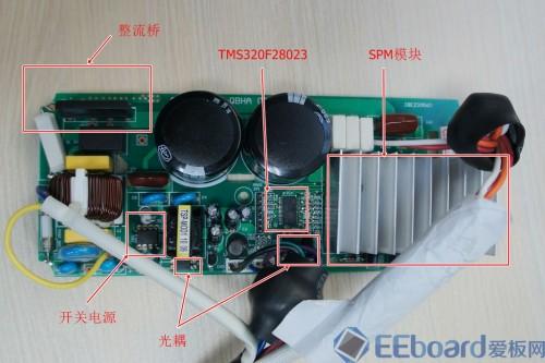 基于ti c2000系列的变频洗衣机解决方案