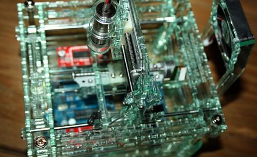 microslice:微型激光雕刻机 | 爱板网