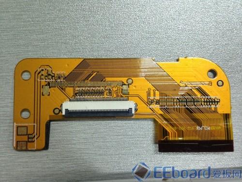台电P85双核平板 液晶屏排线2