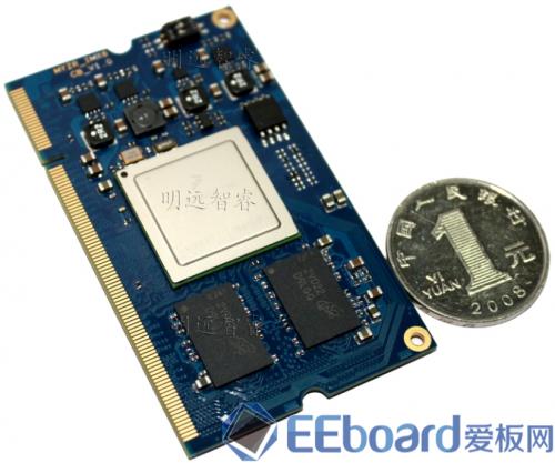MY-I.MX6开发板核心板