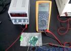 默认输出电压测试图