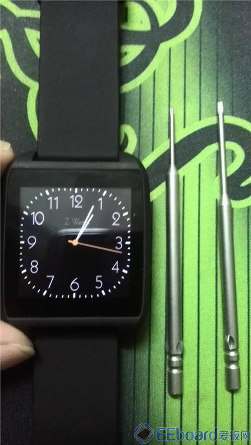 智器智能手表Z Watch