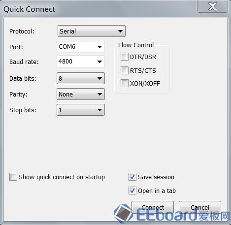 SecureCRT 软件 设置参数