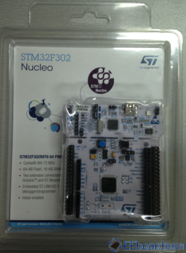 STM32F302R8 Nucleo