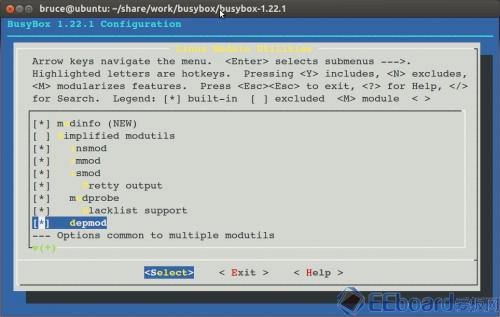 Linux Module Utilities