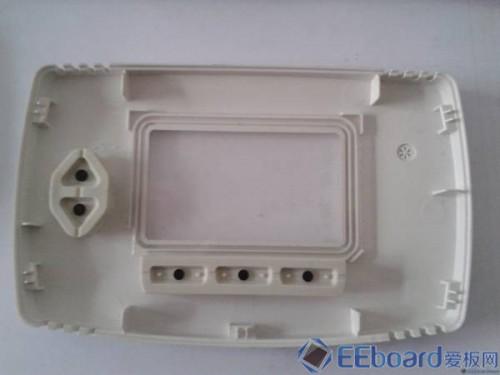 HoneyWell温控器 前面板