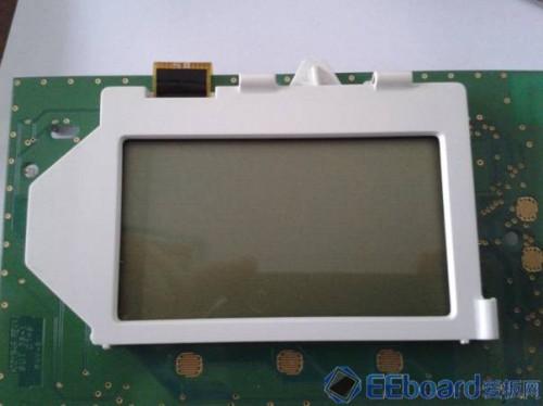HoneyWell温控器 液晶2