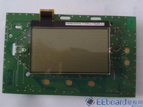 HoneyWell温控器 液晶3